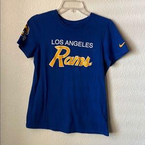 Los Angeles Rams Nike Tee